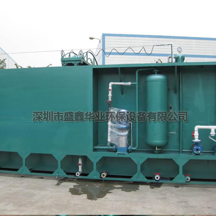 厂家专业制造 平流式溶气气浮机 溶气气浮设备 污水处理设备