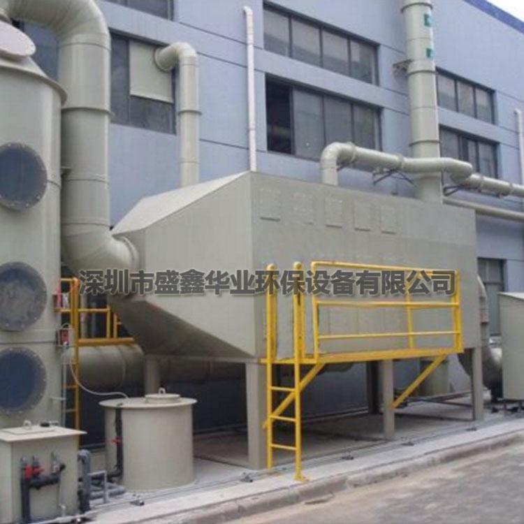 塑胶厂废气处理 工业废气处理工程 塑料废气处理设备